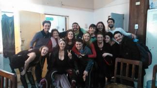 COMO LES GUSTE - Elenco completo- Teatro La Comedia-